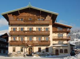 Hotel Bräuwirt, Hotel in Kirchberg in Tirol