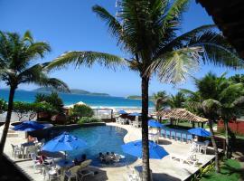 Hotel La Plage, hotel em Cabo Frio