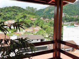 Pousada Rua Thereza, hotel in Petrópolis