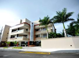 Mavil Plaza Hotel, hotel in Paragominas