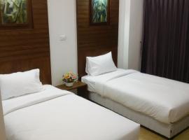 The SR Residence Lampang โรงแรมในลำปาง