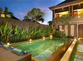 M and D Guesthouse, B&B in Seminyak