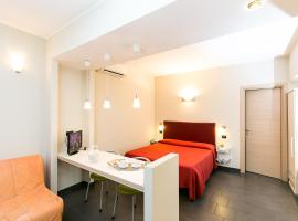 Hotel Residenza Gra 21, serviced apartment in Rome