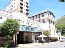 Hotel Lopes Caxambu, hotel in Caxambu