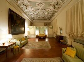 Palazzo Tucci Residenza d'epoca, hotel in Lucca