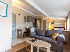 Garan Apartments, apartment in Istanbul