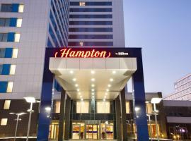 Hampton by Hilton Moscow Strogino, отель в Москве, рядом находится Стадион «Спартак»