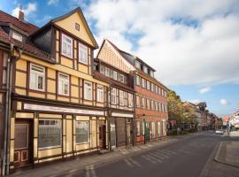 Ferienwohnung Altstadtnest Wernigerode, apartment in Wernigerode