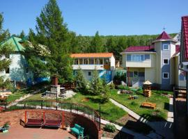 Guest House TENGERI BAIKAL, hotel with pools in Sukhaya