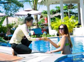 Sea Breeze Resort, resort in Sihanoukville