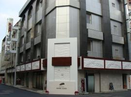 Hotel Alten, economy hotel in Osaka