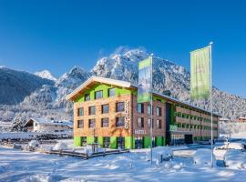 Explorer Hotel Berchtesgaden, Hotel in der Nähe von: Hellbrunn - Schloss und Wasserspiele, Schönau am Königssee
