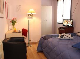 Hotel Europa, hotel in Sesto San Giovanni