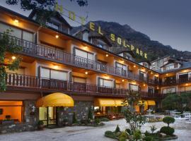 Hotel Sol-Park, hotel near La Rabassa, Sant Julià de Lòria