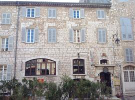 Auberge des Seigneurs, hotel in Vence