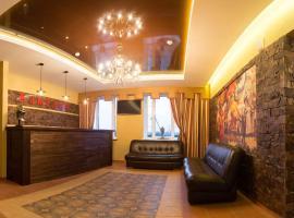Апарт-Отель Камелот, отель в Пскове