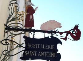 Hostellerie Du Grand Saint Antoine, hotel em Albi