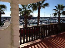 Apartamento Puerto Marina, hotel dicht bij: haven van Benalmadena, Benalmádena