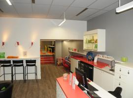 Ibis Styles Chambery Centre Gare, hotel in Chambéry