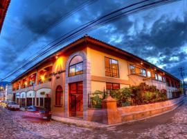 Plaza Magdalena Hotel, отель в городе Копан-Руинас