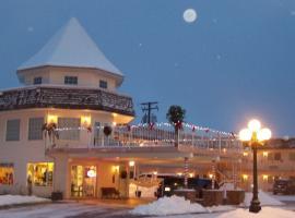 Model A Inn, motel in Cranbrook