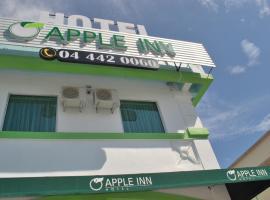 Apple Inn Hotel, hotel in Sungai Petani