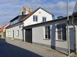Visby Innerstad Lägenheter & Rum, hotell nära Wisby Strand, Visby