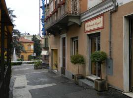 Albergo Royal, hotell i Acqui Terme