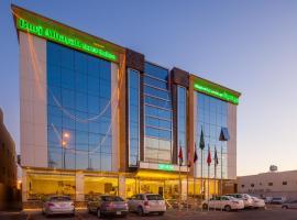 Burj Alhayah Hotel Suites Alfalah, hotel near King Khalid Airport - RUH, Riyadh