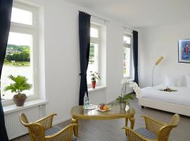 Hotel Anker, hotel in Remagen
