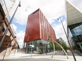 Innside by Melia Manchester, hotel near Manchester Central Library, Manchester