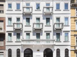 Senato Hotel Milano, hotel near Villa Necchi Campiglio, Milan