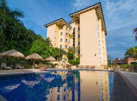 Apartotel & Suites Villas del Rio, отель в Сан-Хосе