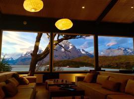Hotel Lago Grey, hotel in Torres del Paine