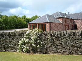 Plovermuir Cottage, hotel near Glamis Castle, Kirriemuir