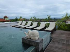 Allia Residence, guest house in Nusa Dua