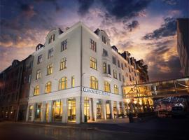 Clarion Hotel Admiral, hotel in Bergen