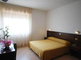 Hotel Astra、キアンチャーノ・テルメのホテル