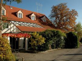 Hotel Engel, ξενοδοχείο κοντά σε Πανεπιστήμιο Ουλμ, Ουλμ