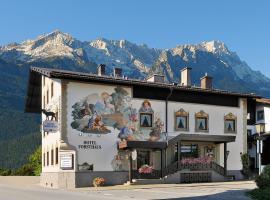 Hotel Forsthaus, hotel in Oberau