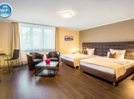 Hotel an der Messe, hotel in Frankfurt/Main