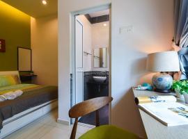 Saffron Stay Melaka, apartment in Malacca