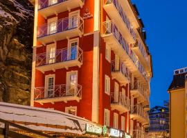 Hotel Eden Rock, hotel in Bad Gastein