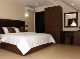 Ojay's Guest House, hotel en Abuja
