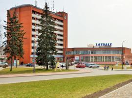 Latgale, hotel in Rēzekne