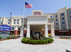 Hampton Inn and Suites Seattle - Airport / 28th Avenue, hotel near Sea-Tac Airport - SEA,