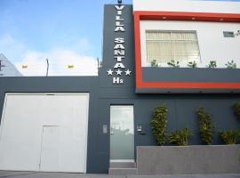 Hotel Casa de Turistas, hotel in Chiclayo
