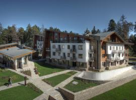 Еуфория Клуб Хотел, хотел в Боровец