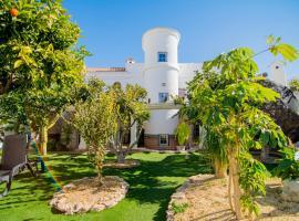 16:9 Los Molinos Suites, villa in Almería