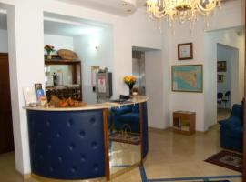 Aosta camere, hotel a Trapani